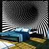 Fototapeta Abstract background 3D